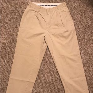 Men's 30 x 30 Tommy Hilfiger Khaki Pants